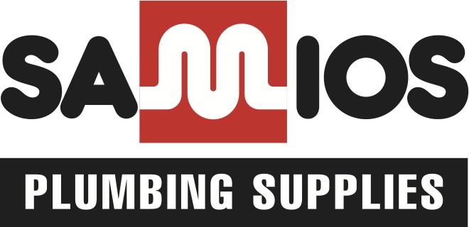 Samios Plumbing Logo
